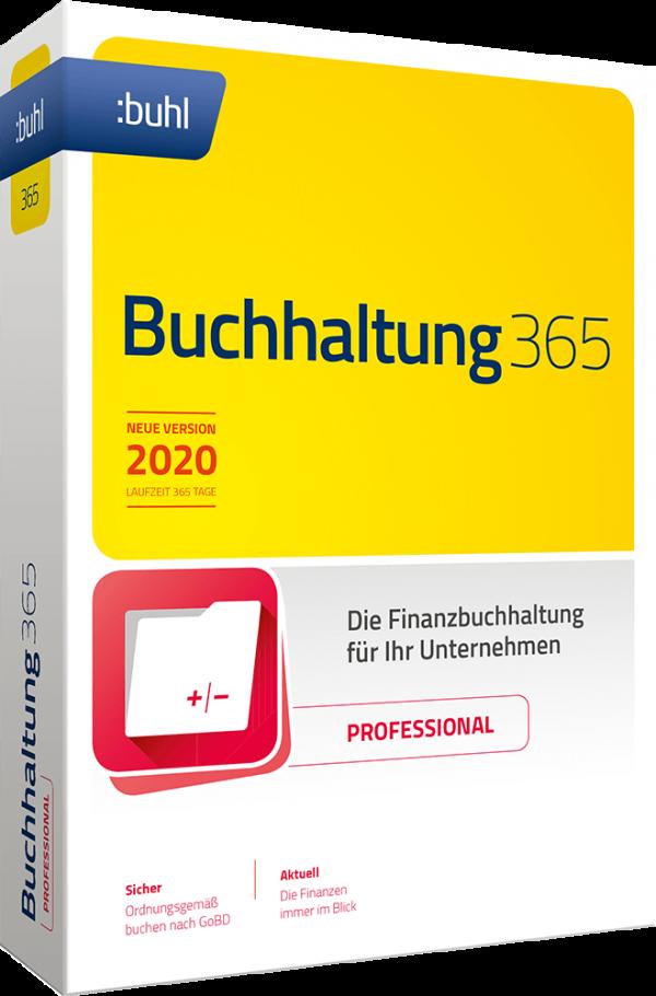 buhl Unternehmer Buchhaltung 365 Professional 2020 Links