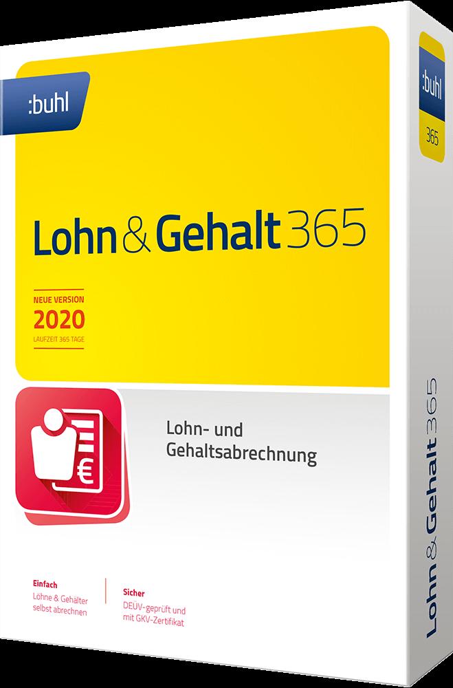buhl Unternehmer Lohn & Gehalt 365