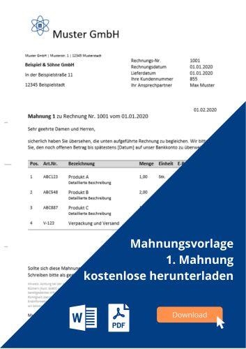 Texte Zahlungserinnerung Kostenlos