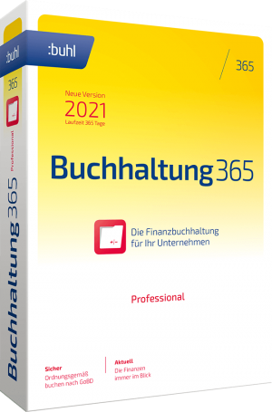 buhl Unternehmer Buchhaltung 365 Professional 2021 Links