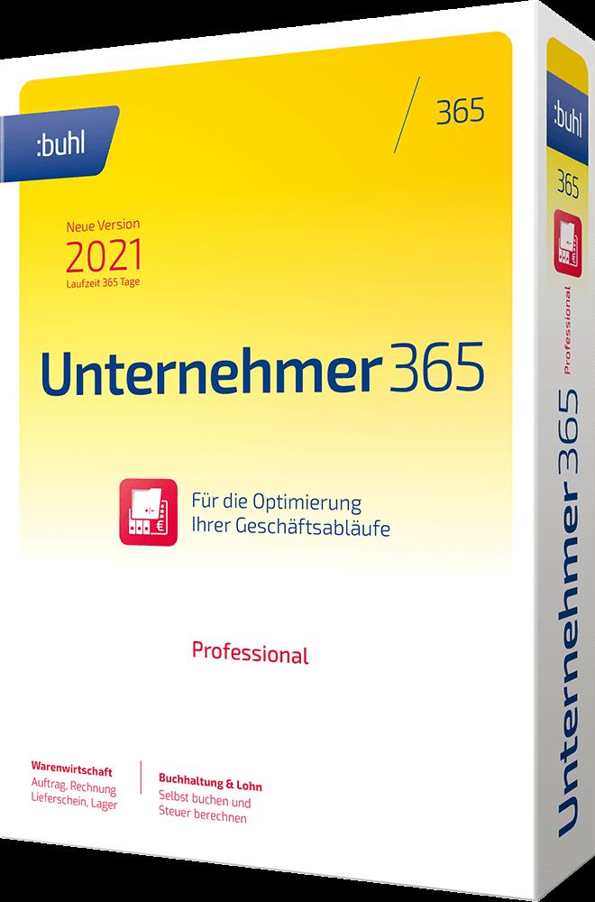 buhl Unternehmer 365 Professional